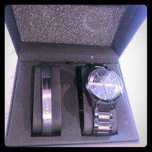 New men's Armani Exchange watch